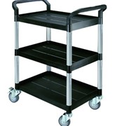 Triple Deck Service Trolley Cart - HS808A