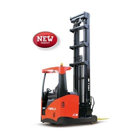 Lithium-Ion-Powered Reach Forklift | CQD16/20-1