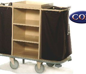 Housekeeping Trolley Housemaid Cart Room Service Carts