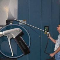 Heavy Duty Safety Air Gun Delivers High Force