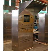Custom Sheetmetal, Electrical Enclosures