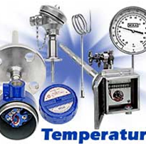 Electrical Temperature Measurement Digest for Temp. Monitoring Devices