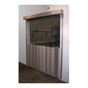 Auto BiFlex Strip/Swing Doors