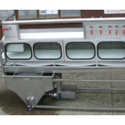 Belt Washer For Whole Head Produce