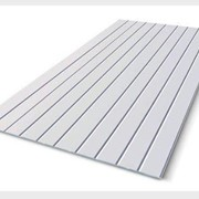 Fire Resistant Grooved Board Decking | K-Deck TG 16mm