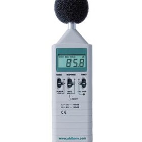 Sound Level Meter - Ahlborn, Germany from Bestech Australia