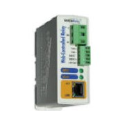 Web Relay for Remote Relay Control & Discrete Signal Monitoring Over Any IP Network