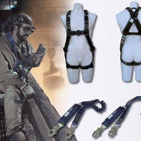 Nomex / Kevlar Fall Arrest | Protection Range