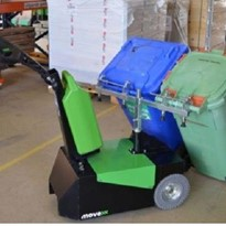 Battery Electric Bin Movers
