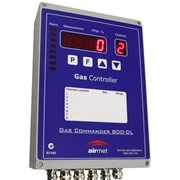 Fixed Gas Detection System | Air-Met Scientific – GasCommander 800DL