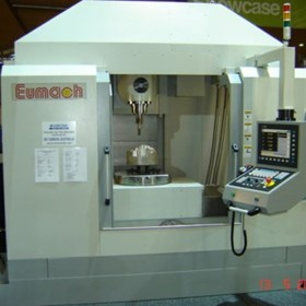 High Speed 5 Axis Machining Centres