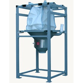 Automatic Bag Unloaders supplied by Inquip