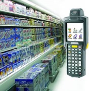 Handheld POS Keeps Supermarket Staff On The Shop Floor