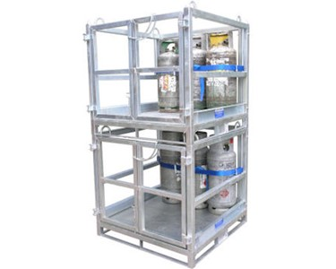 GB-SC Gas Cylinder Storage Cage