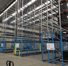 A starters guide to your responsibilities when using or owning Pallet racking