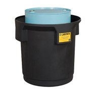 Justrite Ecopolyblend Collection Centres Spill Control Drum