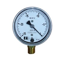 63mm Low Pressure Gauge | KPCh