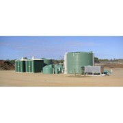 Permanent Poly Tank Sewage Treatment Systems