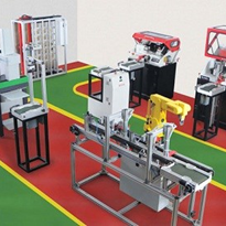 Smart Manufacturing System Trainer | Industry 4.0 Factory Automation