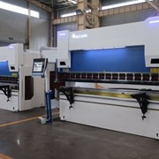Synchronized CNC Press Brakes | Euro Accurl MB8 Smart-Fab Series