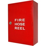 Fire Hose Reel Cabinet - Turn Handle