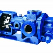 GHA Extreme-Duty Rotary Gear Transfer Pumps