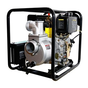 Thornado Diesel 3 Inch Transfer Pump | 7HP Key Start