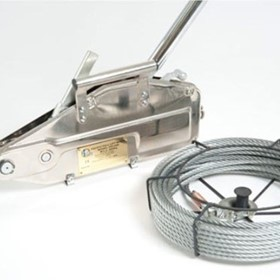 Pacific Wire Rope Pulling Hoist