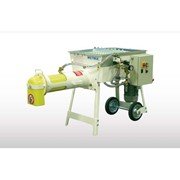 Mortar Mixers with Bag Feeding Hopper