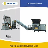 High Performance Cable Recycling Plant (>1t/h)