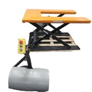 1T Low Profile Scissor Lift Table | U Shape