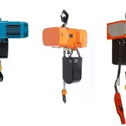 Vector Lifting | Electric Chain Hoists