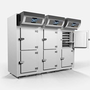 Deep-Freeze  Cabinet System | KOMA SVHD | Food Production Equipment