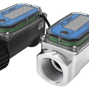 FLOMEC® Electronic Flowmeter with Scaled Pulse Output | 02 Series
