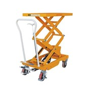 High Lift Scissor Lift Trolleys