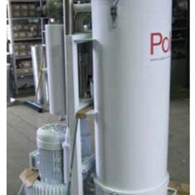 Compact High Vacuum Dust Collector | HVAC