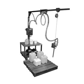 Drum/Pail Liquid Filling Machine | #410