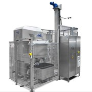 Wendelmixer with Bottom Discharge for Bread Production Line