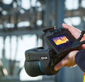 Power Utilities Rely on Thermal Imaging to Prevent Component Failures