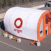 Inflatable Shelters | Blasting Booths | Origin Blast Shelter