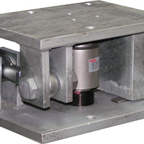 Trade-Approved Weigh Silo utilises the AccuCell Load Cell Constrainer