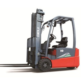 Lithium-Ion-Powered Electric Forklift | CPD15-20-1