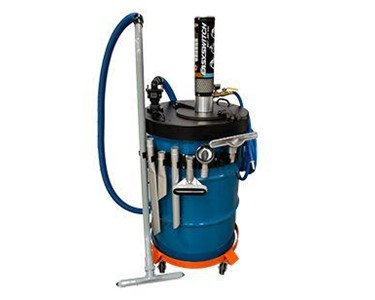 The EasySwitch is a powerful pneumatic vacuum that is ideal for any application - wet, dry, light and heavy.