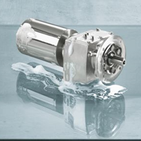 Gear Units and Gearmotors | Stainless Steel Gear Unit Variants