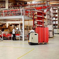 Crown launches award-winning RT 4000 Series Rider Pallet Trucks