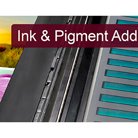 Ink and Pigment Additives