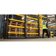 Safety Barriers I iFlex Topple Barrier