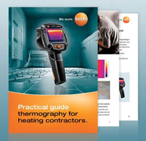 Practical guide thermography for heating contractors