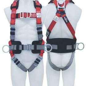 PROTECTA PRO All Purpose Safety Harness w/ Side D Pole Strap Rings