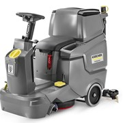 Ride-On Scrubber Dryer | Karcher BD 50/70 Classic